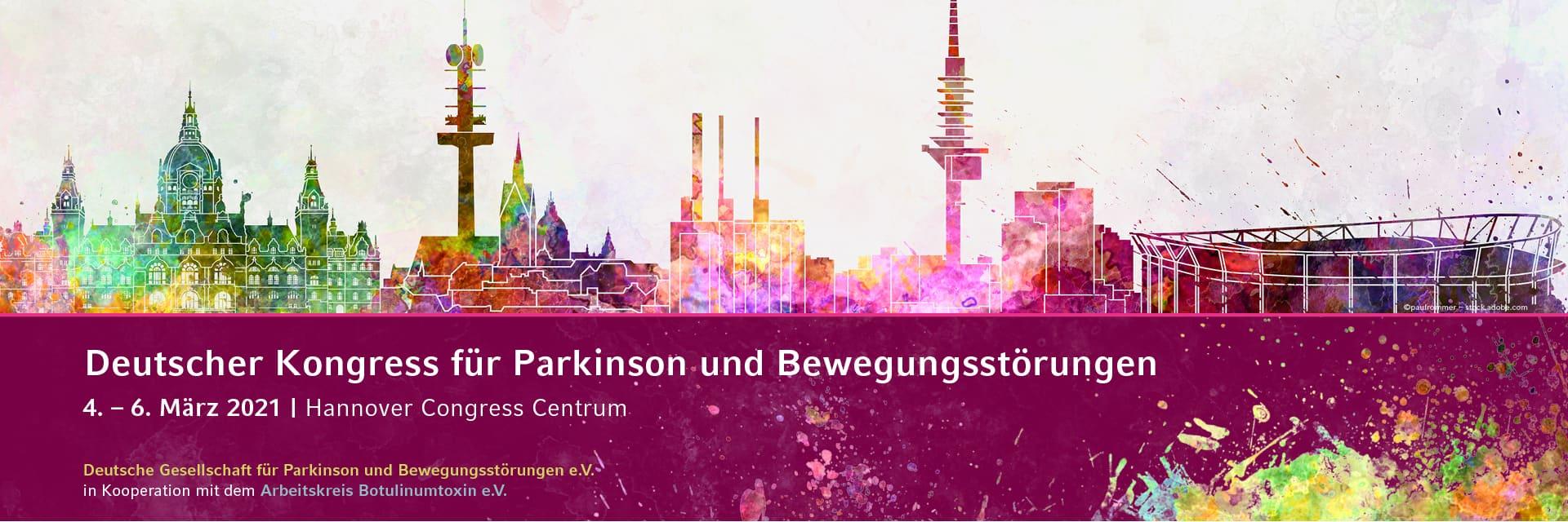 Deutscher Kongress für Parkinson und Bewegungsstörungen 2019 Düsseldorf